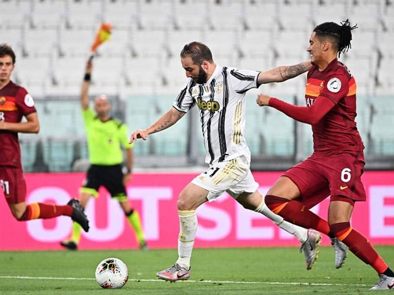 Juventus Lose To Roma In Season Finale, Inter Milan Second In Serie A