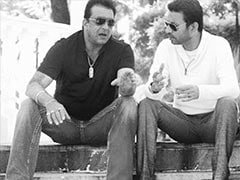 """""""Sanjay Dutt Was The First To Offer Help To My Family,"""" Writes Irrfan Khan's Son Babil"""