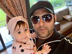 Kapil Sharma's Caption For Pic With Baby Anayra Will Melt The Coldest Of Hearts