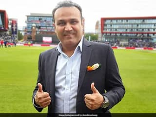 Sri Lanka vs England, 1st Test: Sri Lanka Players High-Five Faux Pas Inspires Hilarious Post From Virender Sehwag