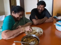 Chiranjeevi Cooks For His Mother Again. Guess What She Said