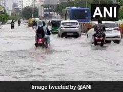 Heavy Rain In Parts Of Gujarat, 108 Dams On High Alert