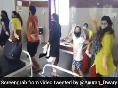 Watch: Madhya Pradesh Family's Dance In Covid Ward After Testing Negative
