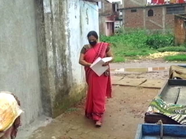 Video : Anganwadi Workers Battle Against Undernutrition And COVID-19