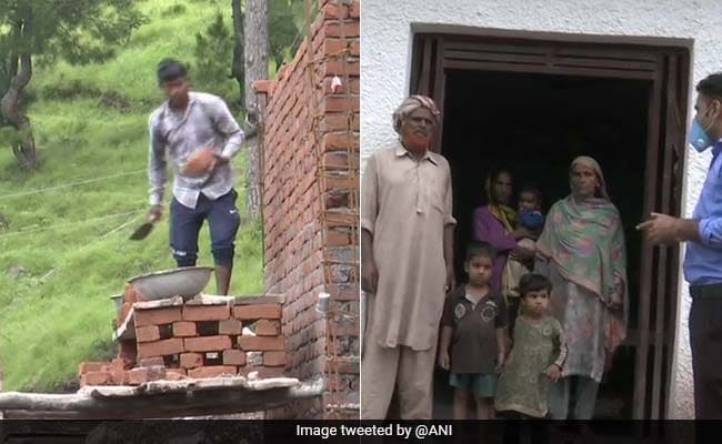Jammu Kashmir: 12000 people in Rajouri district get 1st instalment of Rs 50000 under PM Awas Yojana for construction of houses