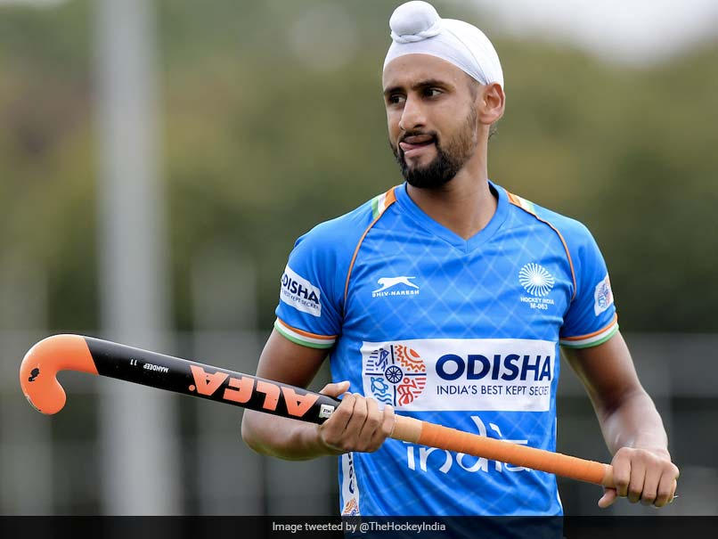 Hockey Player Mandeep Singh, Who Tested Positive For COVID-19, Hospitalised