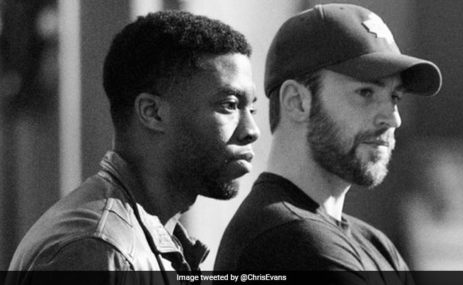 Rest In Power King Tributes Pour In For Black Panther Actor Chadwick Boseman From Mark Ruffalo Chris Evans And Other Marvel Stars