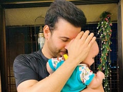 Trending: Aamir Ali Introduces The World To One-Year-Old Daughter. Sanjeeda Shaikh MIA