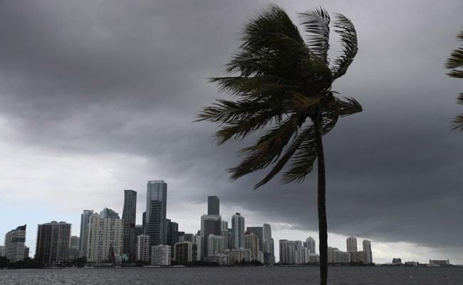 Storm Isaias May Regain Hurricane Strength Before Hitting US East Coast