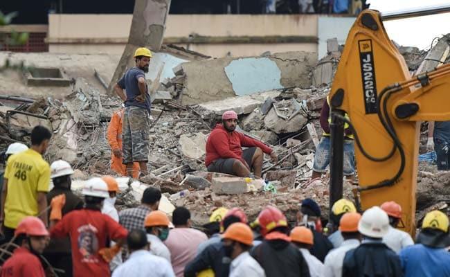 Raigad Building Collapse: Excavator Operator Praised For 'Non-Stop' Work