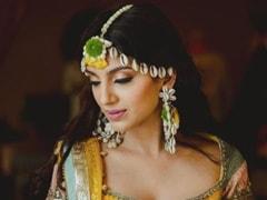 Pics From Miheeka Bajaj's <i>Haldi</i> Ceremony Are Truly Stunning