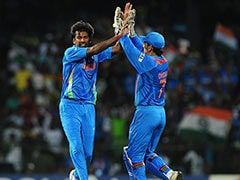 """""""Just Like That, He Moved On"""": What MS Dhoni Told Lakshmipathy Balaji In The Moments After Retirement"""