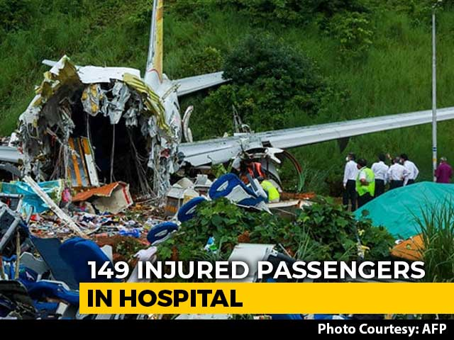 Video : Pregnant Woman Survives Kerala Plane Crash