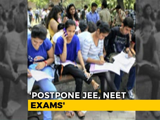 Video : 11 Students Approach Top Court, Say Appearing For Exams Health Risk