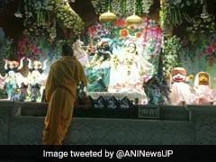 Krishna Janmashtami 2020: मथुरा से लेकर नंदगांव और दिल्ली तक कुछ इस तरह मनाया गया जन्माष्टमी का जश्न, देखें Videos