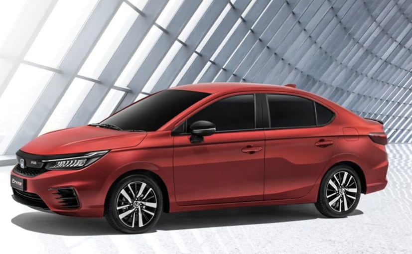 The 2020 Honda City hybrid gets an advanced mild-hybrid system.