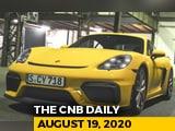 Video : 2020 Porsche 718 Cayman, Tata Nexon EV, 2021 Kia Carnival
