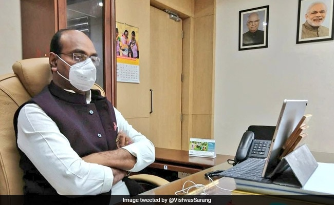 Another Madhya Pradesh Minister Tests COVID-19 Positive, Fourth So Far