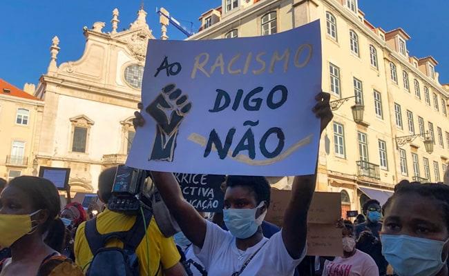 'Racism Kills': Hundreds Protest After Black Actor Shot Dead In Portugal