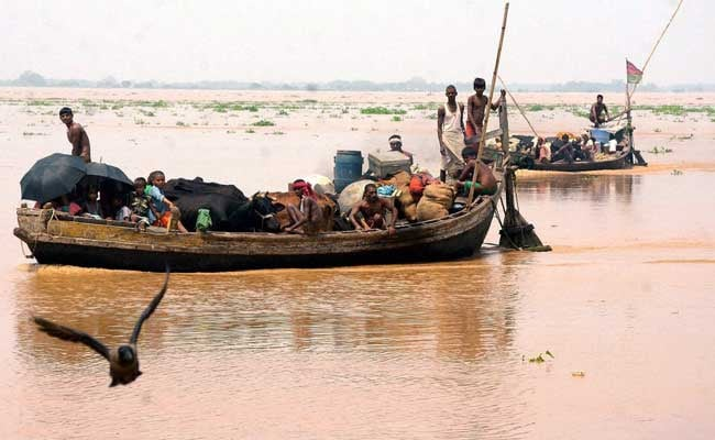 55 Houses Washed Away After Ganga River Bank Erosion In Bengal's Malda