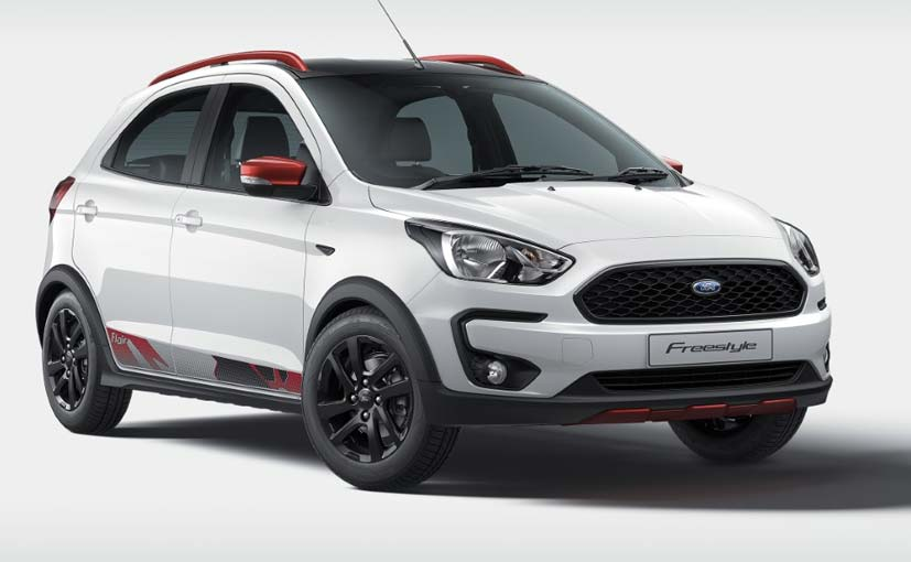 The Ford Freestyle Flair Edition is offered in both petrol & diesel options, starting at Rs. 7.69 lakh