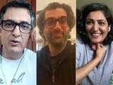Video : Sanjay Suri, Eisha Chopra's Next Short Film Is About A Professional Cuddler