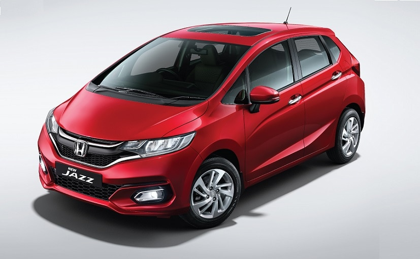 The new Honda Jazz car can also be booked online for an amount of Rs. 5,000.