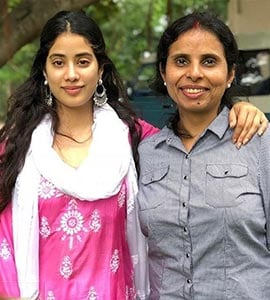 What Janhvi Kapoor Has In Common With The Real Gunjan Saxena