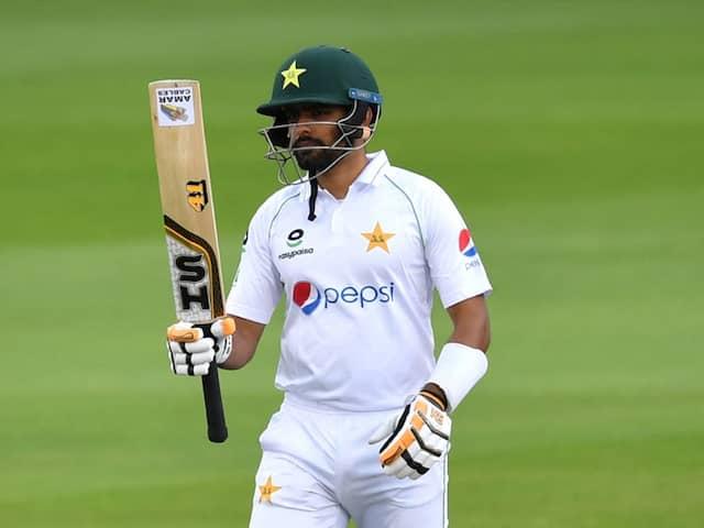 Babar Azam Stars As Pakistan Make Solid Start In England Opener