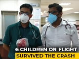 "Video : ""Locals Treated Children As Their Own"": Kerala Doctors On Plane Crash"