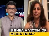 Video : A Sensitive Case Being Reduced To A Drama: Shobhaa De on Sushant Singh Case