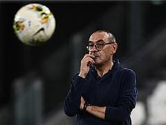 Juventus Sack Coach Maurizio Sarri After Champions League Exit In Last 16