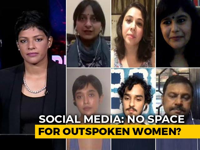 Video : Social Media A Toxic Space For Women?