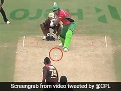 CPL 2020: सुनील नरेन की जादुई गेंद में उलझा बल्लेबाज, बल्ला घुमाया और उखड़ गईं गिल्लियां... देखें Video