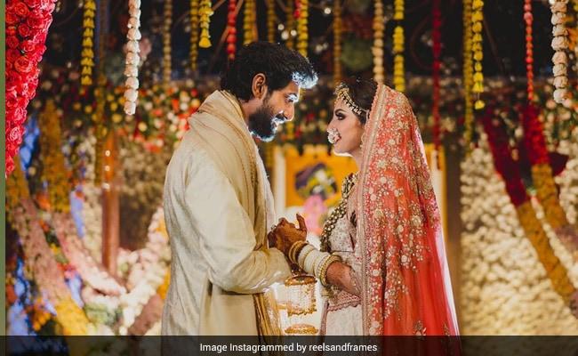 Recap In Pics: Best Moments From Rana Daggubati And Miheeka Bajaj's Wedding