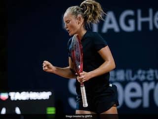 Frances Fiona Ferro Triumphs In Post-Coronavirus Palermo WTA Open
