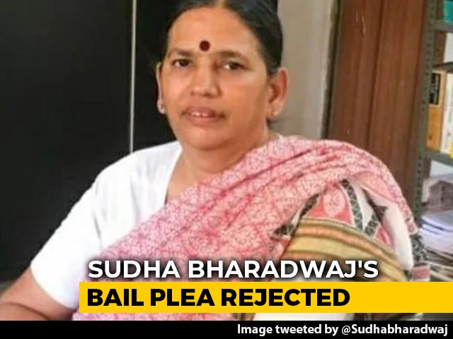 Video : Elgar Case: Lawyer-Activist Sudha Bharadwaj Denied Bail By High Court