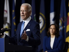 Joe Biden Blasts Donald Trump Over Comments On Kamala Harris' Eligibility
