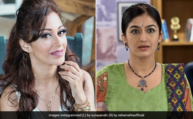 Taarak Mehta Ka Ooltah Chashmah Neha Mehta Quits Show Sunayana Fozdar Replaces Her As Anjali Mehta
