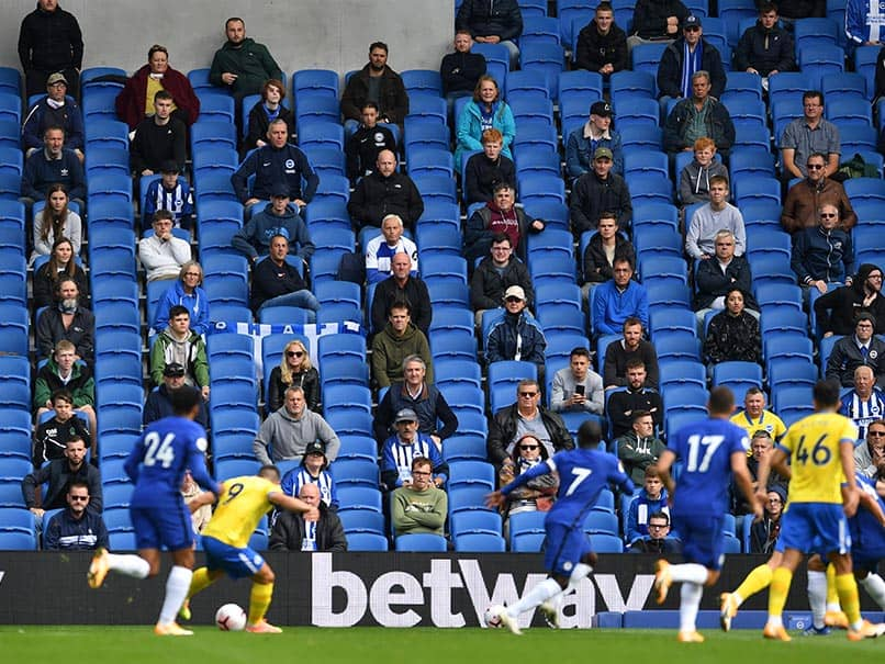 Fans Return To Stadium As Chelsea Held To 1-1 Draw At Brighton In Pre-Season Friendly