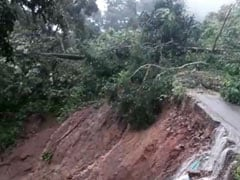 5 Missing In Landslide After Heavy Rain In Karnataka, Roads Blocked