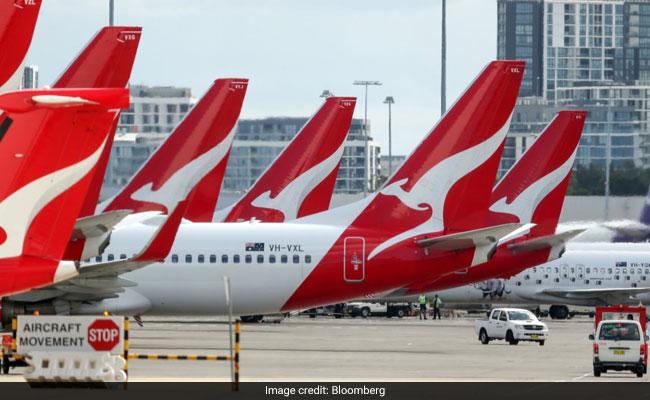 Australia's Qantas Airline To Furlough 2,500 Workers