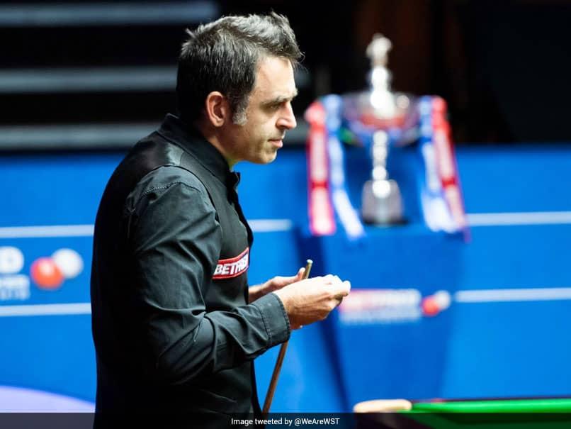 Ronnie OSullivan Rockets To Sixth Snooker World Title
