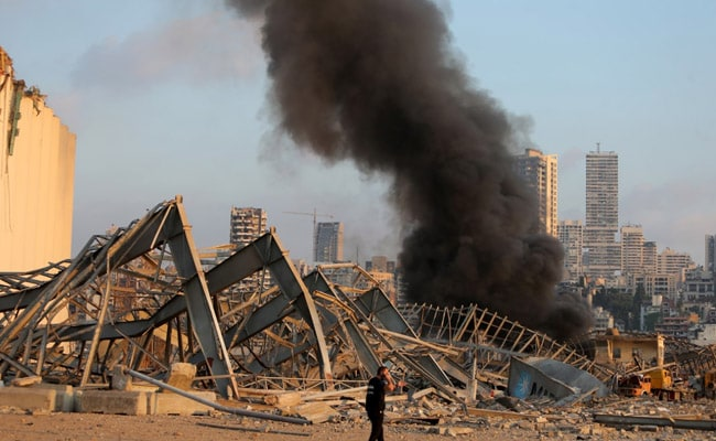 Up To 3,00,000 Left Homeless By Beirut Blast: Governor
