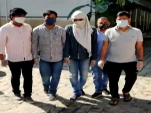 Video : Suspected ISIS Terrorist Arrested In Delhi, Was Plotting Attack: Police
