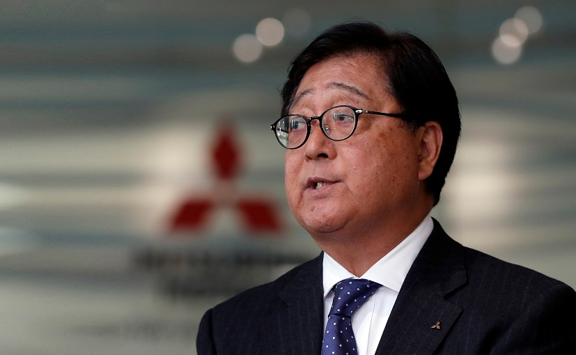 Mitsubishi has handed over the role to CEO Takao Kato on a temporary basis
