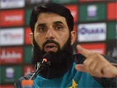 """Pakistan Must Be Ready From The Word """"Go"""" Against England: Misbah-ul-Haq"""