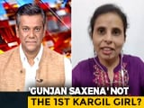 Video : Who Was India's First 'Kargil Girl'? Gunjan Saxena Speaks to NDTV