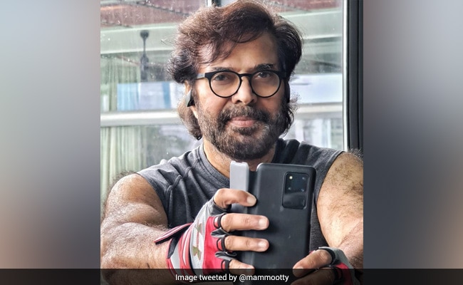 Trending: Mammootty, 68, Is Working Out At Home. Because, 'No Other Work'