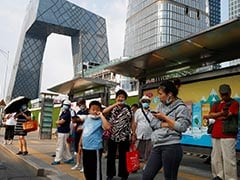 Beijing To Go Mask-Free As Coronavirus Cases Hit New Lows